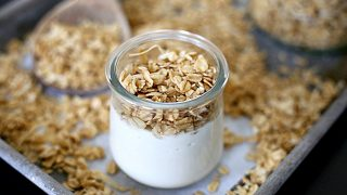 Basic Homemade Granola Recipe