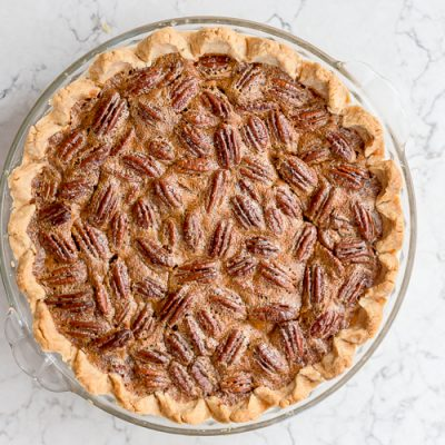 The Best Pecan Pie Recipe