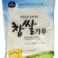 Sweet Rice Flour, ChapSsal GaRu (2 Lb) By ChoripDong