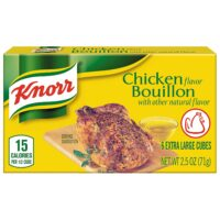 Extra Large Chicken Bouillon Cubes